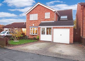 Thumbnail 4 bed detached house for sale in Cloud Lea, Mountsorrel, Loughborough
