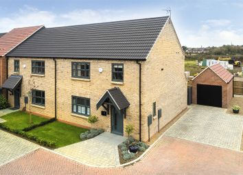 Thumbnail 3 bed end terrace house for sale in Plot 22, Valley View, Retford