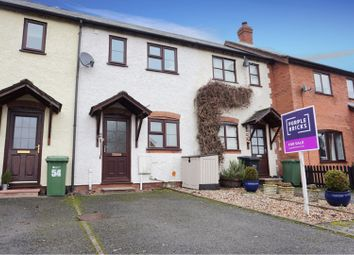 Thumbnail 2 bed terraced house for sale in The Criftins, Leintwardine, Craven Arms