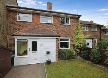 Thumbnail 3 bed terraced house for sale in Hillcrest Close, Crawley
