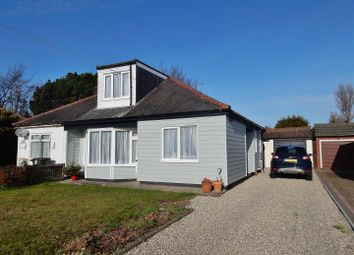 Thumbnail 3 bed semi-detached bungalow for sale in Coppins Road, Clacton-On-Sea, Clacton-On-Sea