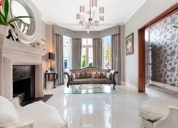 Thumbnail 5 bed semi-detached house for sale in Abingdon Villas, London