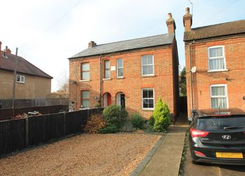Thumbnail 2 bed semi-detached house to rent in Goldington Green, Bedford