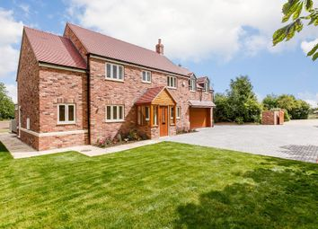 Thumbnail 5 bed detached house for sale in Bushmead Road, Whitchurch, Aylesbury