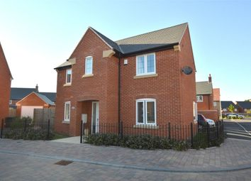 Thumbnail 3 bed detached house to rent in Roundhouse Drive, Cawston, Rugby, Warwickshire