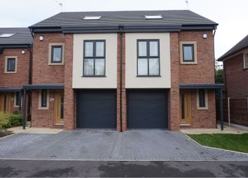 Thumbnail 4 bed semi-detached house for sale in Washway Road, Sale
