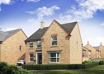 "Thumbnail 4 bedroom detached house for sale in ""Holden"" at Brockworth Road, Churchdown, Gloucester"