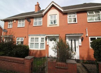 Thumbnail 2 bed terraced house to rent in Green Man Close, Wellington, Telford