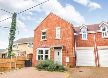 Thumbnail 4 bed link-detached house for sale in Walnut Tree Close, Wrestlingworth, Sandy
