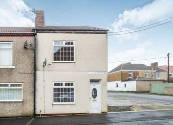 Thumbnail 3 bed terraced house for sale in Wood Street, Middlestone Moor, Spennymoor