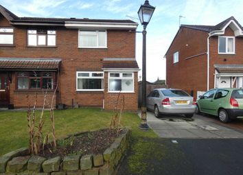 Thumbnail 2 bed semi-detached house for sale in Stapley Close, Runcorn
