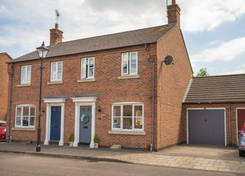 Thumbnail 3 bed semi-detached house for sale in Shereway, Fairford Leys, Aylesbury
