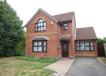 Thumbnail 3 bedroom detached house for sale in Somerby Close, Bradley Stoke, Bristol