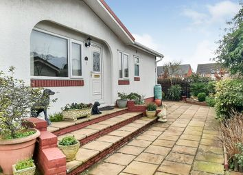 Thumbnail 2 bedroom mobile/park home for sale in Green Road, Swindon