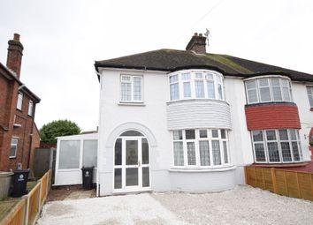 Thumbnail 3 bed semi-detached house for sale in London Road, Clacton-On-Sea