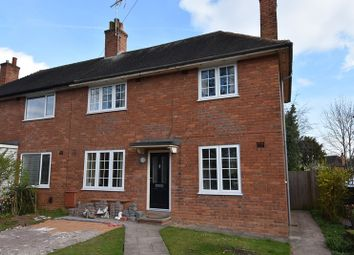 Thumbnail 3 bed semi-detached house for sale in Woodlands Park Road, Bournville, Birmingham