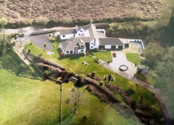 Thumbnail 5 bed detached house for sale in Danes Dyke, Llanmadoc, Gower, Swansea