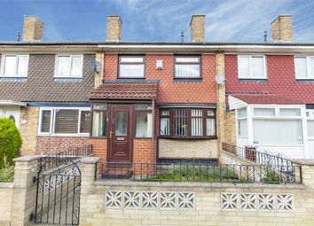 Thumbnail 3 bed terraced house for sale in Barholm Close, Middlesbrough, North Yorkshire