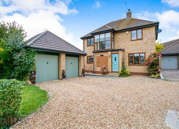 Thumbnail 3 bed detached house for sale in Braefield, Woodwalton, Huntingdon