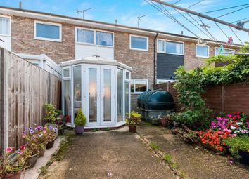 Thumbnail 3 bedroom terraced house for sale in Larkspur Close, Red Lodge, Bury St. Edmunds