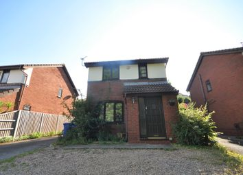 Thumbnail 3 bed detached house to rent in Woodhurst Close, Oakwood, Derby