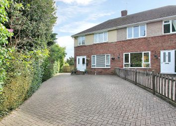 Thumbnail 3 bed semi-detached house for sale in Hackenden Close, East Grinstead