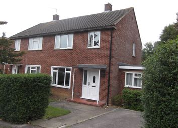 Thumbnail 5 bed semi-detached house to rent in Bradshaws, Hatfield, Herts