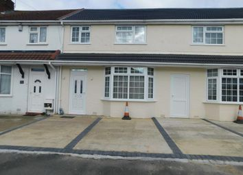 Thumbnail 3 bed terraced house to rent in Hughenden Road, Slough