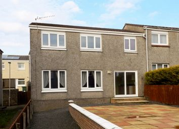 Thumbnail 3 bed end terrace house for sale in Sinclair Court, New Farm Loch