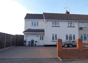 Thumbnail 4 bedroom semi-detached house for sale in Stoneford Lane, Bretforton, Nr. Evesham