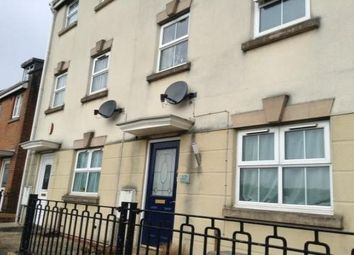 Thumbnail 4 bed town house to rent in Highgrove Walk, Weston-Super-Mare