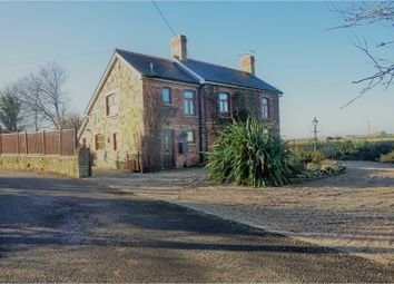 Thumbnail 5 bed detached house for sale in Goldcliff, Newport