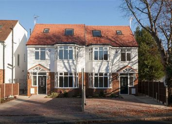 Thumbnail 5 bedroom semi-detached house for sale in Dollis Road, Mill Hill, London