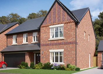 "Thumbnail 5 bed detached house for sale in ""The Kirkham"" at Yeomanry Close, Daventry"
