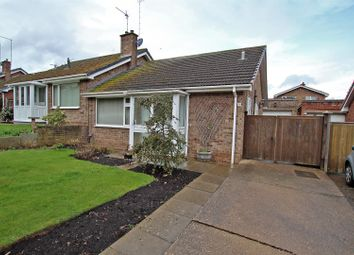 Thumbnail 2 bed semi-detached bungalow to rent in Avon Road, Gedling Village, Nottingham
