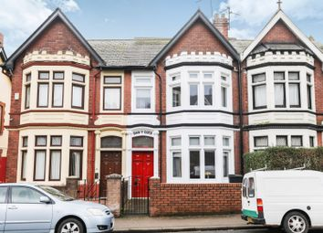 Thumbnail 4 bedroom terraced house for sale in Chepstow Road, Newport