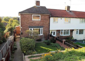 Thumbnail 3 bed end terrace house for sale in St Williams Way, Rochester