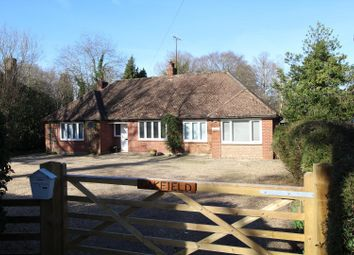 Thumbnail 3 bed detached bungalow for sale in Plaistow Road, Loxwood, Billingshurst