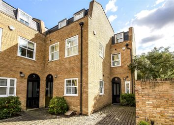 Thumbnail 3 bed end terrace house to rent in Hazlewood Mews, Clapham North