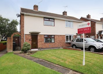 Thumbnail 2 bed semi-detached house for sale in Osmund Road, Eckington, Sheffield