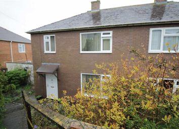 Thumbnail 3 bed semi-detached house for sale in Heol Y Wern, Aberystwyth, Ceredigion