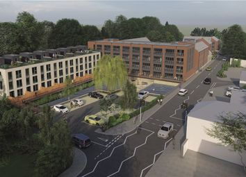Thumbnail 2 bed flat for sale in Rooksmoor Mills, Woodchester, Stroud, Gloucestershire