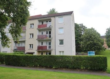 Thumbnail 2 bed flat for sale in Carron Place, Glasgow, Lanarkshire