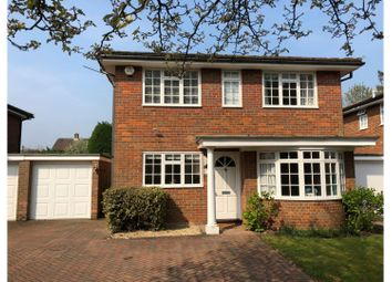 Thumbnail 4 bed detached house for sale in Denham Lane, Chalfont St. Peter
