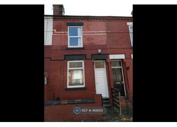 Thumbnail 2 bed terraced house to rent in Pinnington Road, Manchester
