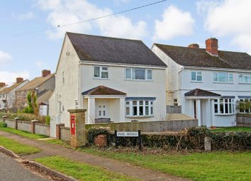 Thumbnail 3 bed detached house for sale in The Moors, Kidlington