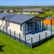 Thumbnail 3 bed mobile/park home for sale in Paston Road, Mundesley, Norwich, Norfolk