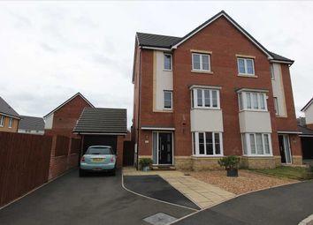 4 bed semi-detached house for sale in Tavern Close, Bassington Manor, Cramlington NE23