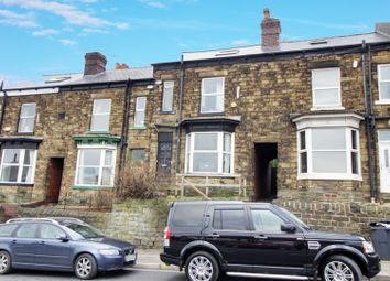 Thumbnail 6 bed terraced house for sale in Ecclesall Road, Sheffield, South Yorkshire