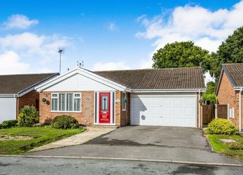 Thumbnail 2 bed bungalow for sale in Waverton Close, Hough, Crewe, Cheshire